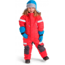 Детский  комбинезон Didriksons Theron Printed Kid's Coverall